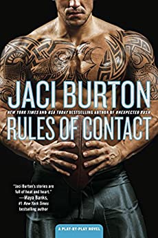 Rules of Contact (A Play-by-Play Novel Book 12) by [Burton, Jaci]