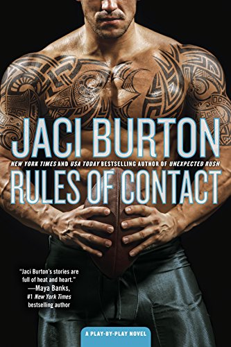 Burton Womens Player - Rules of Contact (A Play-by-Play Novel Book 12)