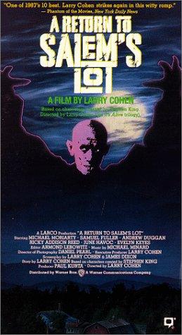 A Return to Salem's Lot [VHS]