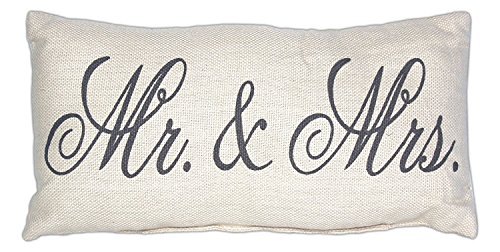Small Country Mr. & Mrs. Pillow -