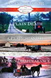 Amanda Flower's Appleseed Creek Trilogy: A Plain Death, A Plain Scandal, A Plain Disappearance (An Appleseed Creek Mystery)