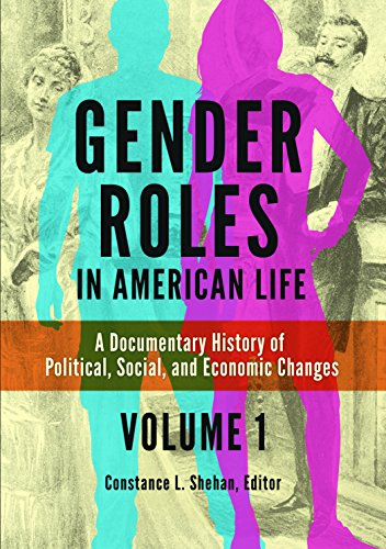 Gender Roles in American Life [2 volumes]: A Documentary History of Political, Social, and Economic Changes by ABC-CLIO