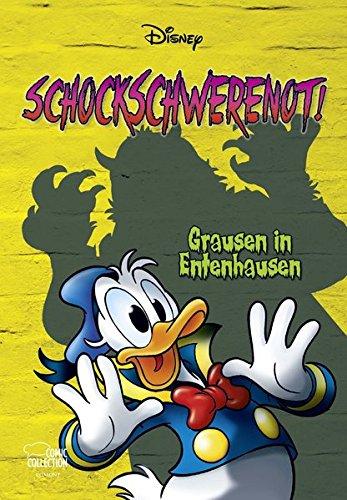 Enthologien 27: Schockschwerenot! – Grausen in Entenhausen