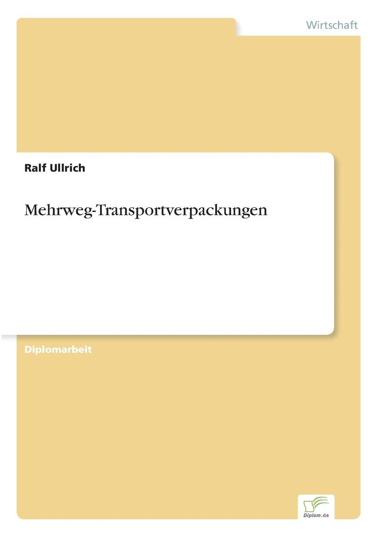 Read Online Mehrweg-Transportverpackungen (German Edition) ebook