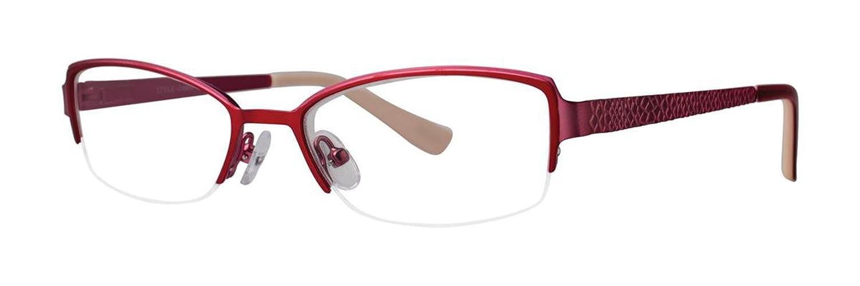 Timex GLOBE-TROTTER Cherry Eyeglasses Size53