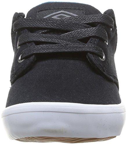 Umbro Long Sight Cvs Jungen Sneaker Schwarz 230-Noir/Carbon)