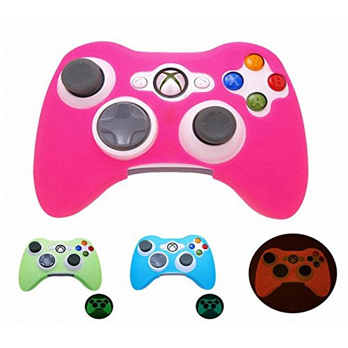 xbox 360 console skins pink - 3