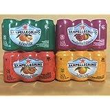 San Pellegrino ORANGE Variety Pack (Blood Orange, Pomegranate Orange, Original Orange. Clementine)