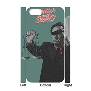 GTROCG Better Call Saul Phone 3D Case For Iphone 4/4s [Pattern-3]