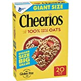 #8: Cheerios Gluten Free, Breakfast Cereal, Family Size, 20 Oz