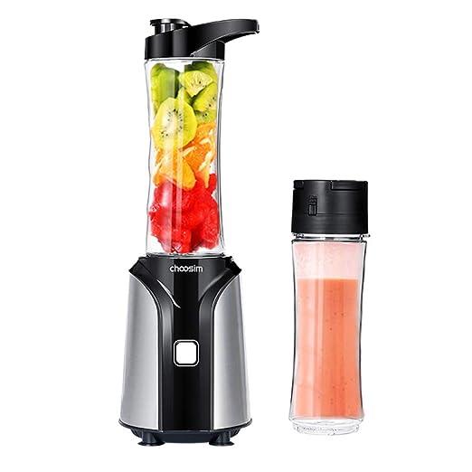 Mini licuadora portátil, batidora de frutas y verduras licuadora ...
