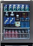 haier 150 - Haier BC100GS 150 Can Beverage Center