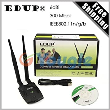 EDUP EP-MS1532 Wireless Adapter Driver FREE