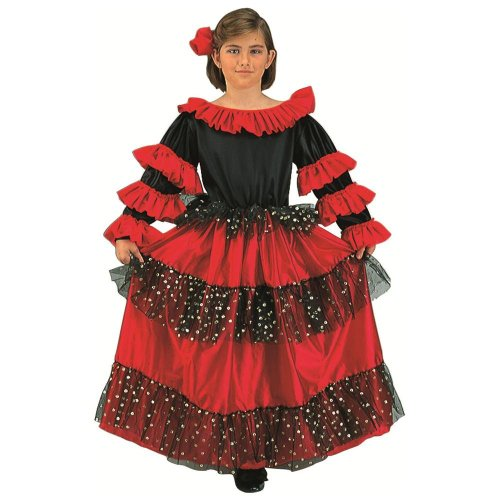 Child Small RED/BLACK 4-6 for 4-6 Yrs -