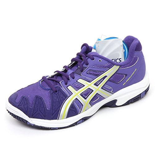 B9902 Sneaker Kid Gs 5 Purpura Bimba Viola Scarpa Asics Resolution Shoe 77fdqrwxR