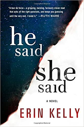 Image result for he said/she said book cover