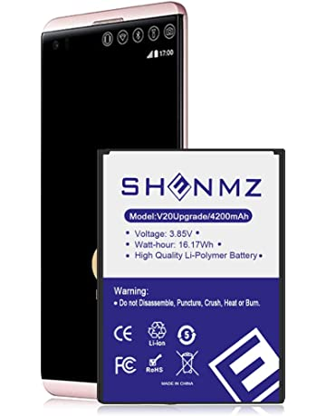Cell Phone Replacement Batteries | Amazon com