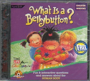 Amazon.com: What is a Bellybutton ? Children\'s First Anatomy Game ...