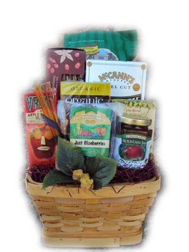 Healthy Housewarming Breakfast Gift Basket by Well Baskets