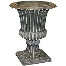 Exaco Trading FM-013 Endura Clay Imperial Urn Planter