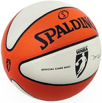 Spalding WNBA Gameball - Pelota de Baloncesto: Amazon.es: Deportes ...