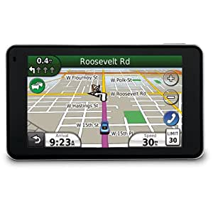 Garmin nüvi 3760LMT 4.3-Inch Widescreen Bluetooth Portable GPS Navigator with Lifetime Map & Traffic Updates