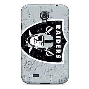 ITV3615RYUs Oakland Raiders Awesome High Quality Galaxy S4 Case Skin