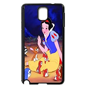 Disney fairy tale snow white and the seven dwarfs,snow white holding apple series durable cases For Samsung Galaxy NOTE3 Case CoverQBQI231713657
