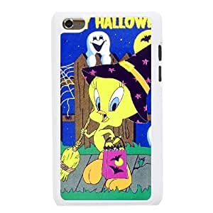 The best gift for Halloween and ChristmasiPod 4 Case White Halloween tweety bird RPR4976779