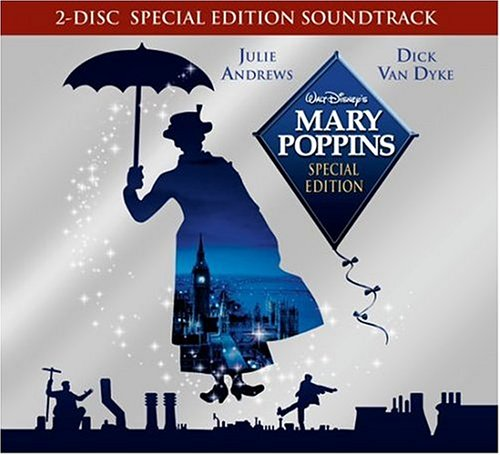 Mary Poppins - Special Edition 2-disk soundtrack