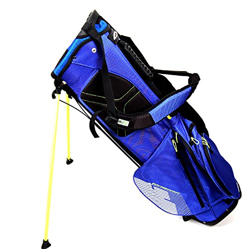 New Sun Mountain GS1 Stand Bag Royal / Black / Flash by Sun Mountain (Image #3)