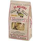 El Milagro Mexican Kitchen Style Tortilla Chips Sea Salt