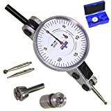"Anytime Tools DIAL TEST INDICATOR 2-way Horizontal Extended Range +/-0.060""/0.0005"""