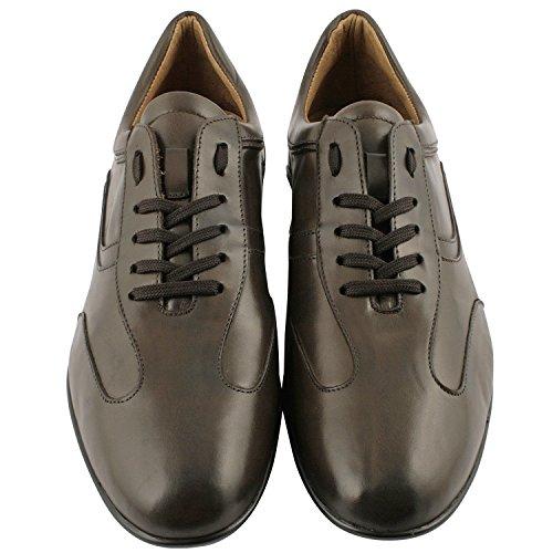 Zack exclusivo Paris Richelieus, zapatos de hombre para hombre Marrón - marrón