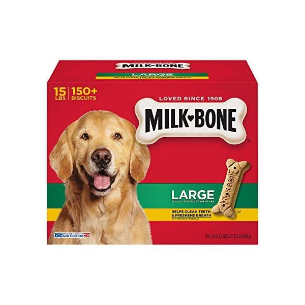 Milk-Bone Large Dog Biscuits, 14-Pound 1