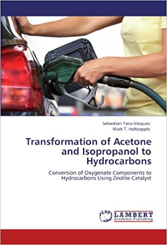 Transformation of Acetone and Isopropanol to Hydrocarbons