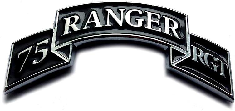 ARMY RANGER TAB BADGE DECALs Sticker Bogo For Car Bumper Window 2 U.S