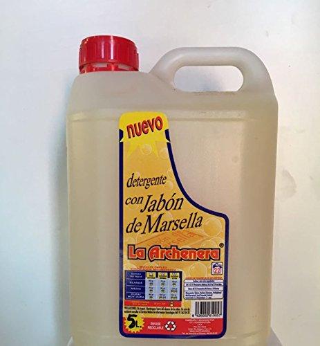 Jabón de Marsella casero (5 litros): Amazon.es: Hogar