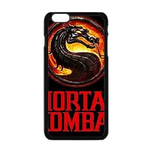 KJHI mortal kombat hd Hot sale Phone Case for iPhone 6 Plus