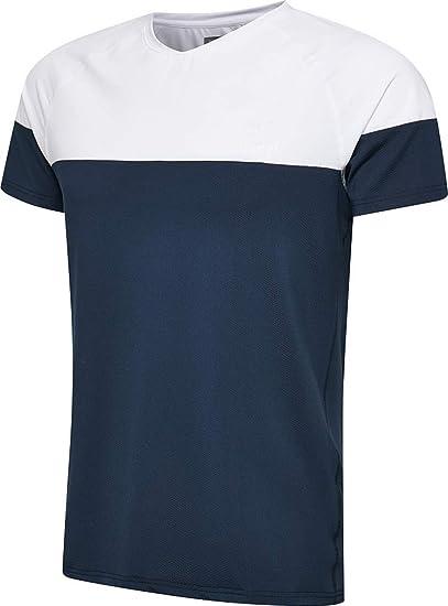 hummel Hmlalexander S/S Camiseta, Hombre: Amazon.es: Ropa y accesorios