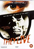 They Live [DVD] [1989]