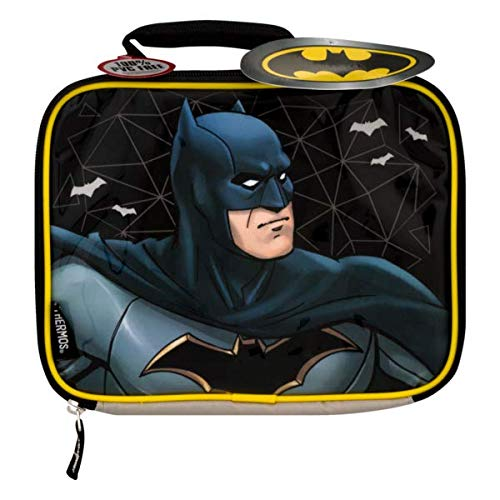 Thermos Batman TV Show 7.5 x 9.5 Inch Insulated Soft Lunch Bag