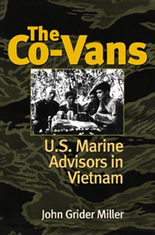 The Co-Vans: U.S. Marine Advisors in Vietnam pdf epub