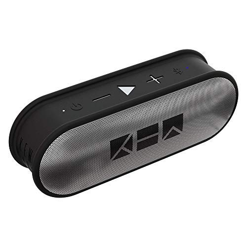Parlante Bluetooth Portable con Wireless by Kew Labs  (R1ZC)
