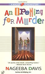 AN Opening for Murder by Nageeba Davis (2003-06-03)