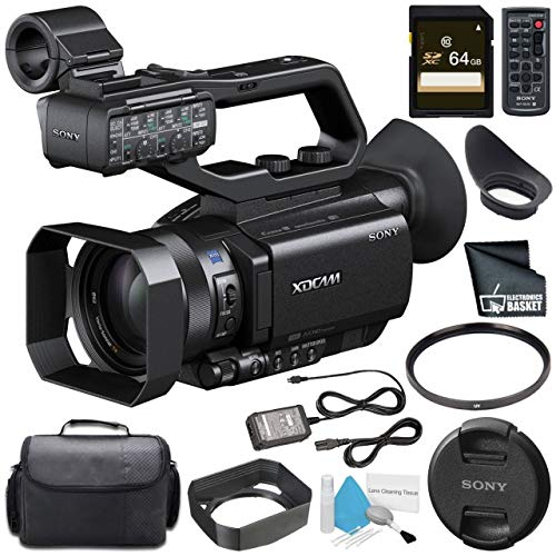 Sony PXW-X70 Professional XDCAM Compact Camcorder62mm for sale  Delivered anywhere in USA