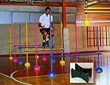 8 Indoor Agility Hurdles w Poles & Bases Set