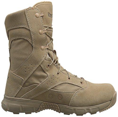 Reebok Work Duty Mens Dauntless RB8820 8 Tactical Boot Desert Tan d6r0P
