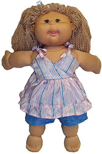 Halter and Shorts For Cabbage Patch Kid Dolls