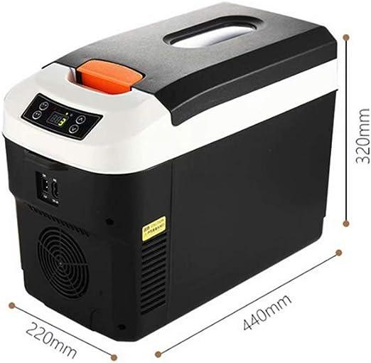 GG-home Refrigerador del automóvil 12L hogar congelador de ...
